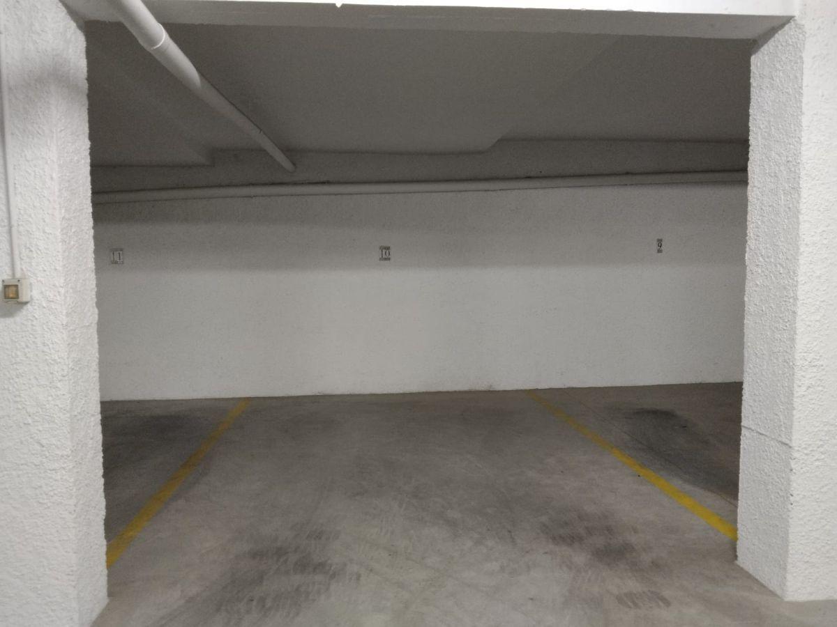 Alquiler de garaje en San Fernando