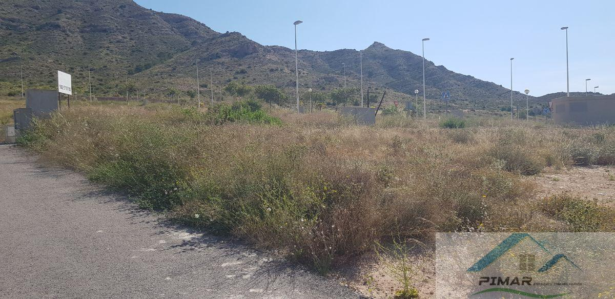 For sale of land in Aspe