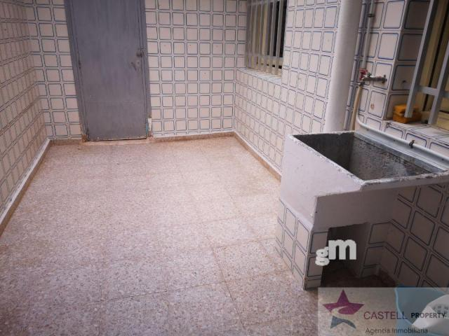For sale of ground floor in San Vicente del Raspeig