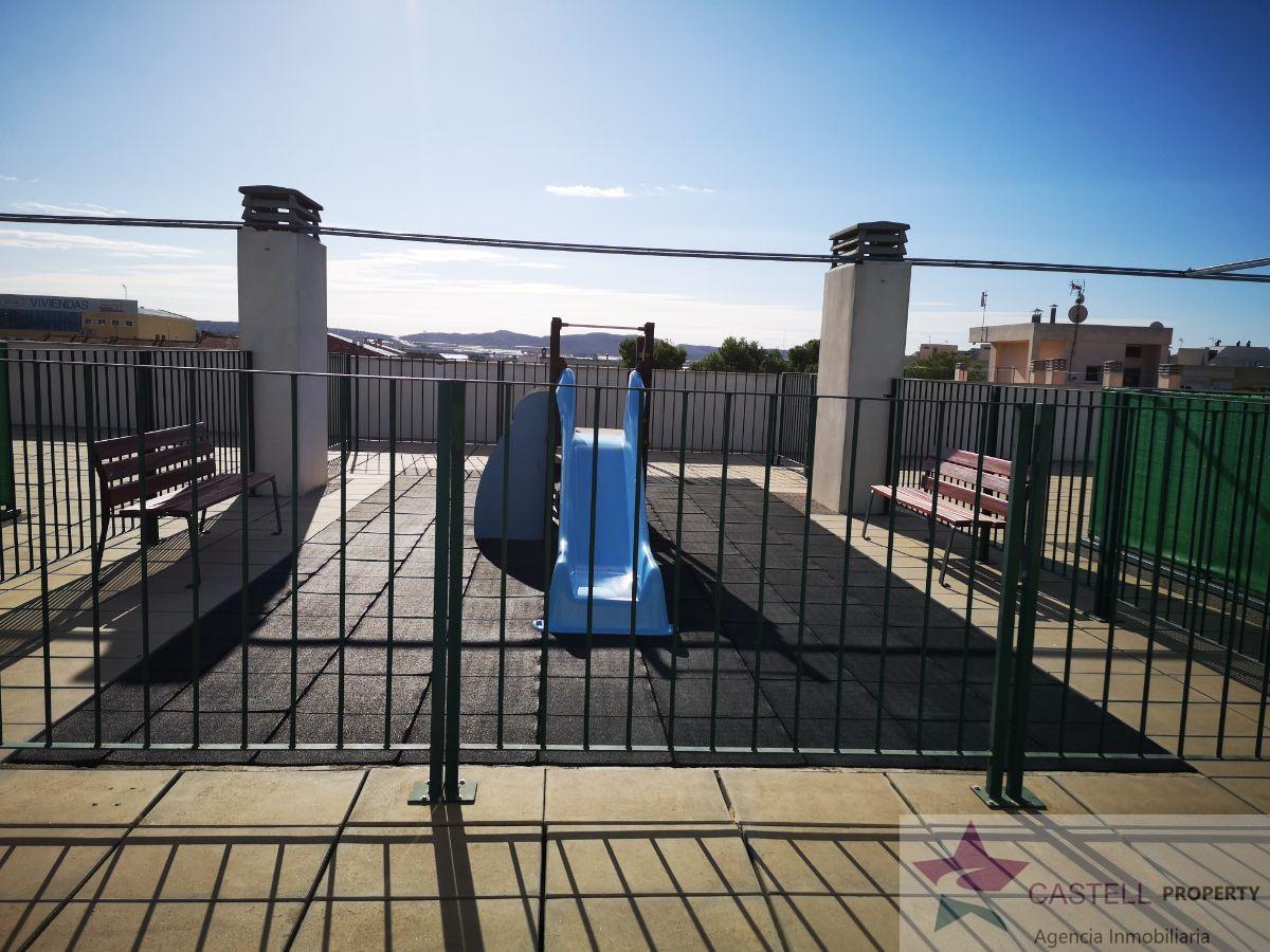 Venta de piso en Monforte del Cid