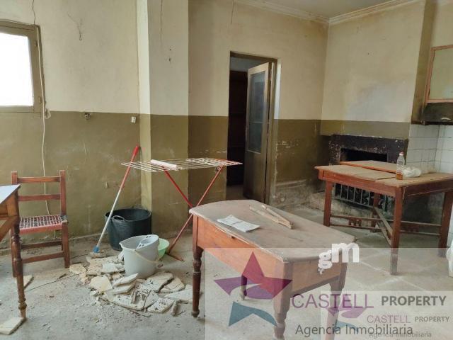 For sale of house in Hondón de las Nieves
