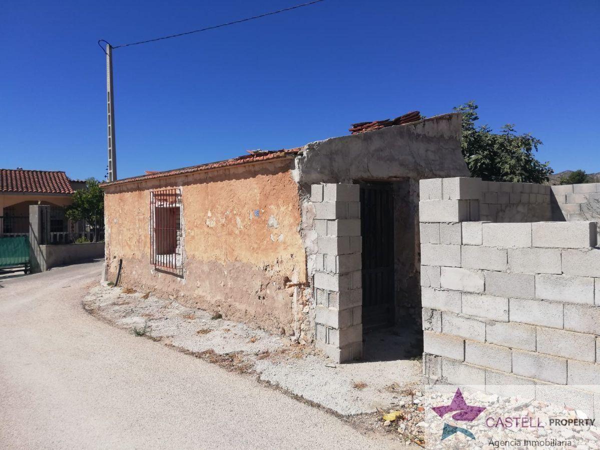 For sale of chalet in Hondón de los Frailes