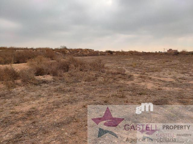 For sale of land in Alicante