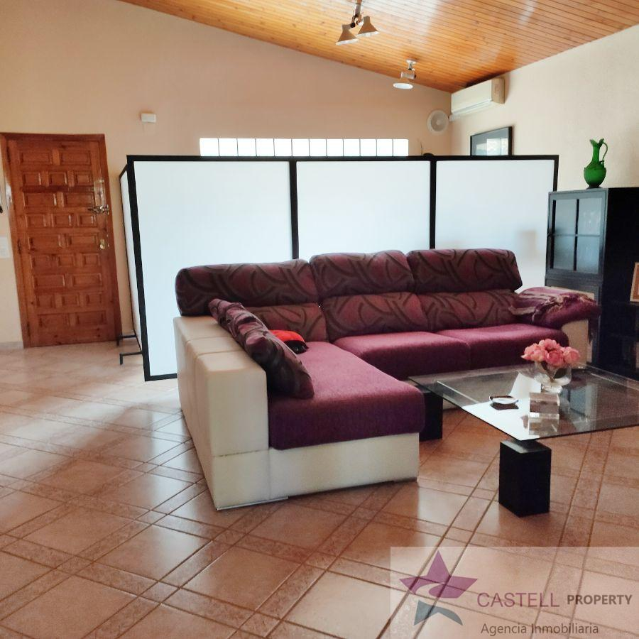 For sale of chalet in Elda