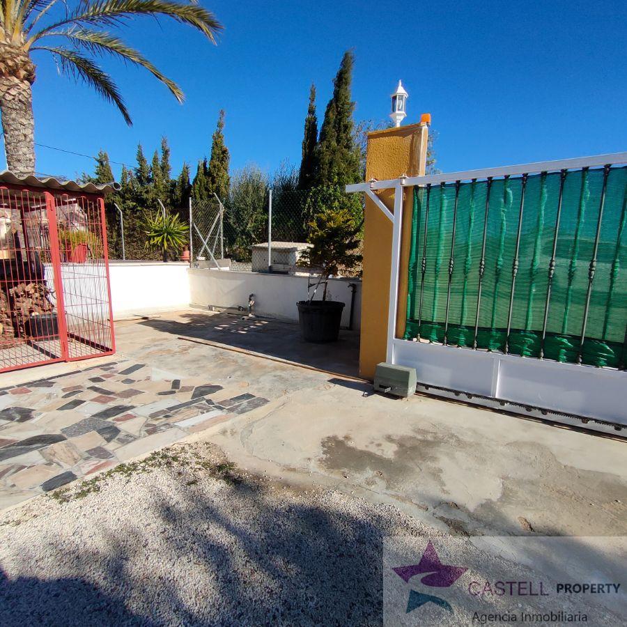 Venta de finca rústica en Alicante