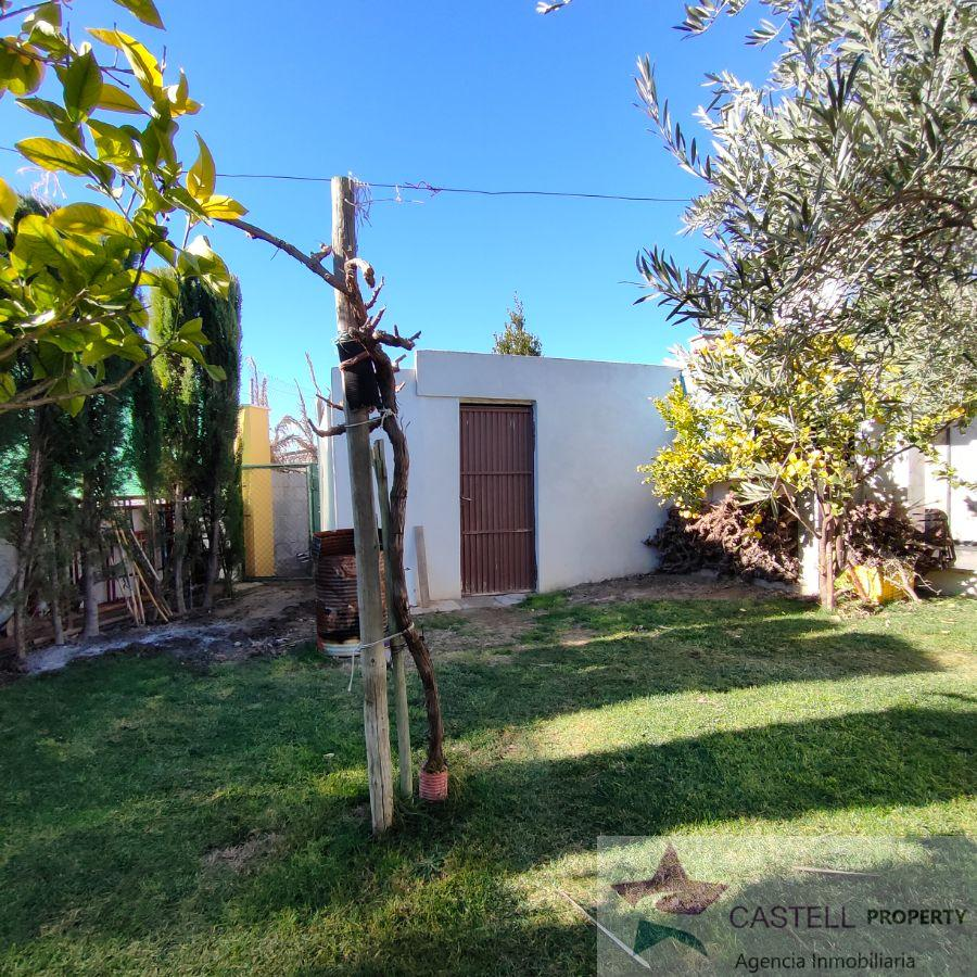 For sale of rural property in Alicante