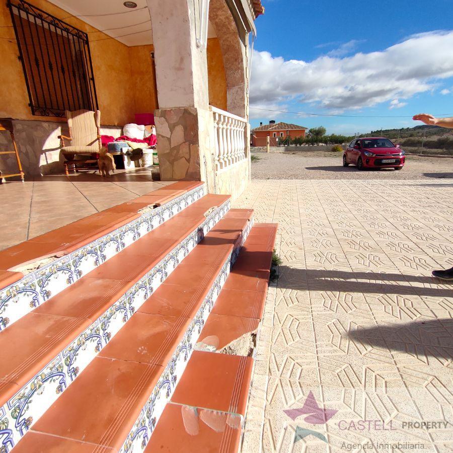 For sale of chalet in Hondón de las Nieves