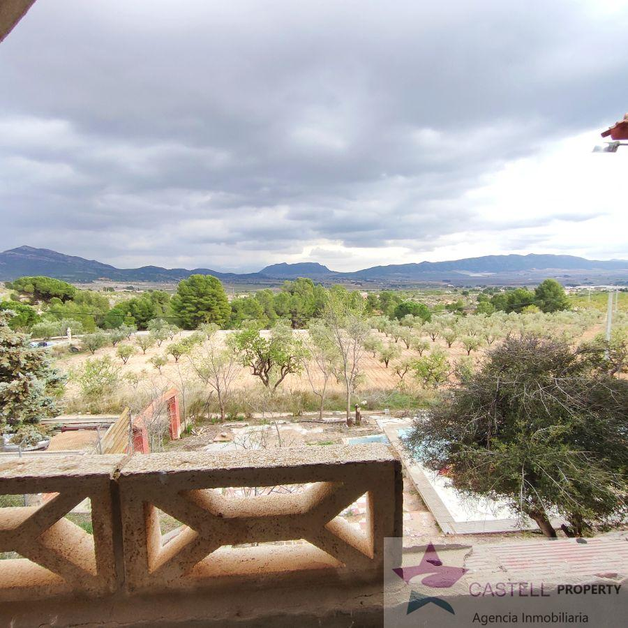 For sale of rural property in Salinas