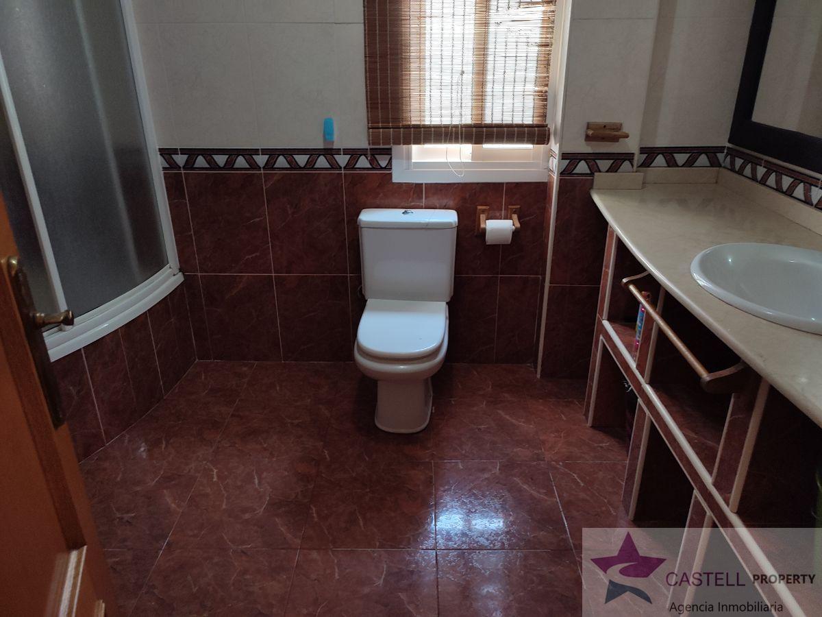 For rent of flat in Monforte del Cid