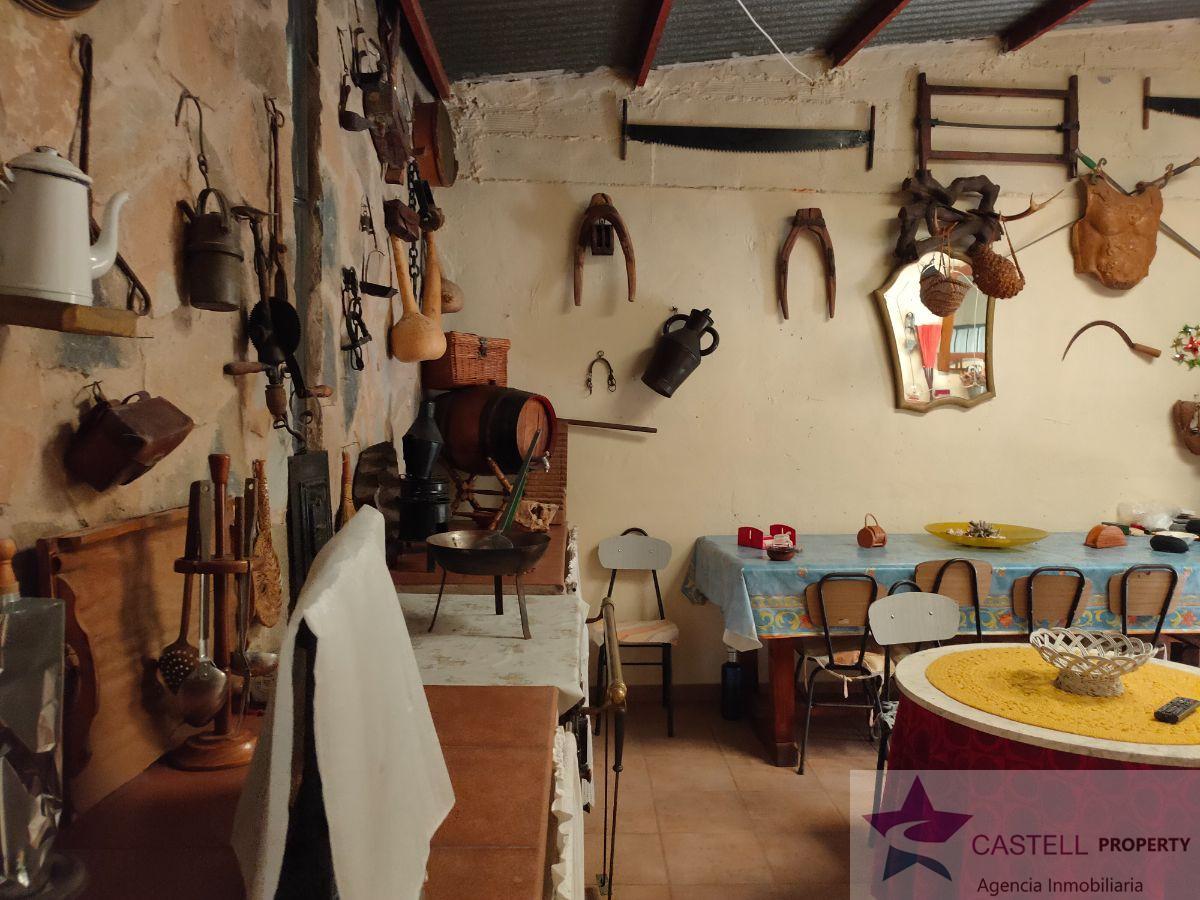 Venta de chalet en Algueña