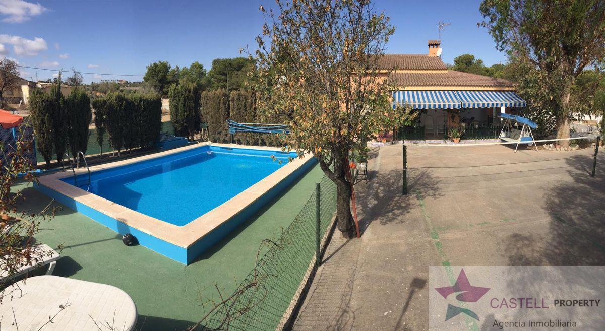 For sale of chalet in El Rebolledo