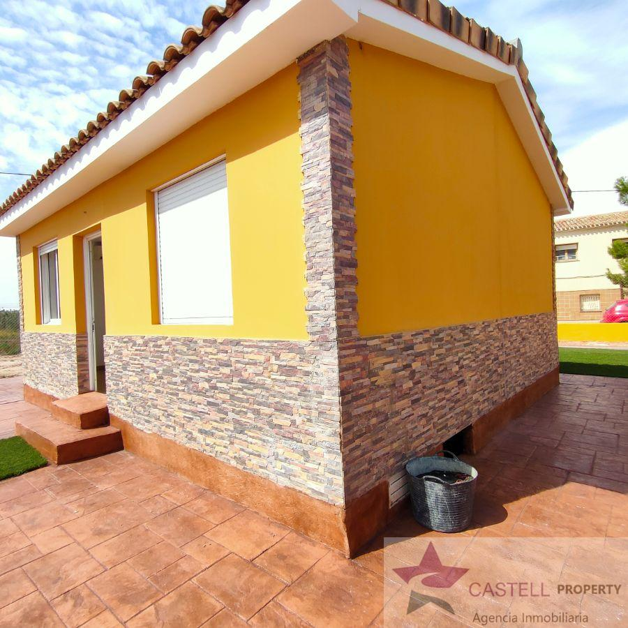 For sale of chalet in El Pinós