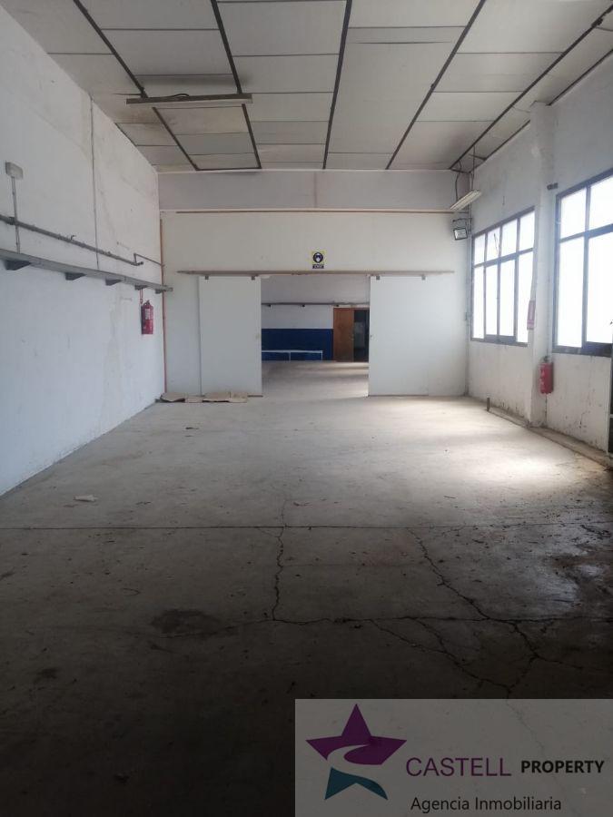 For sale of industrial plant/warehouse in Monóvar-Monòver