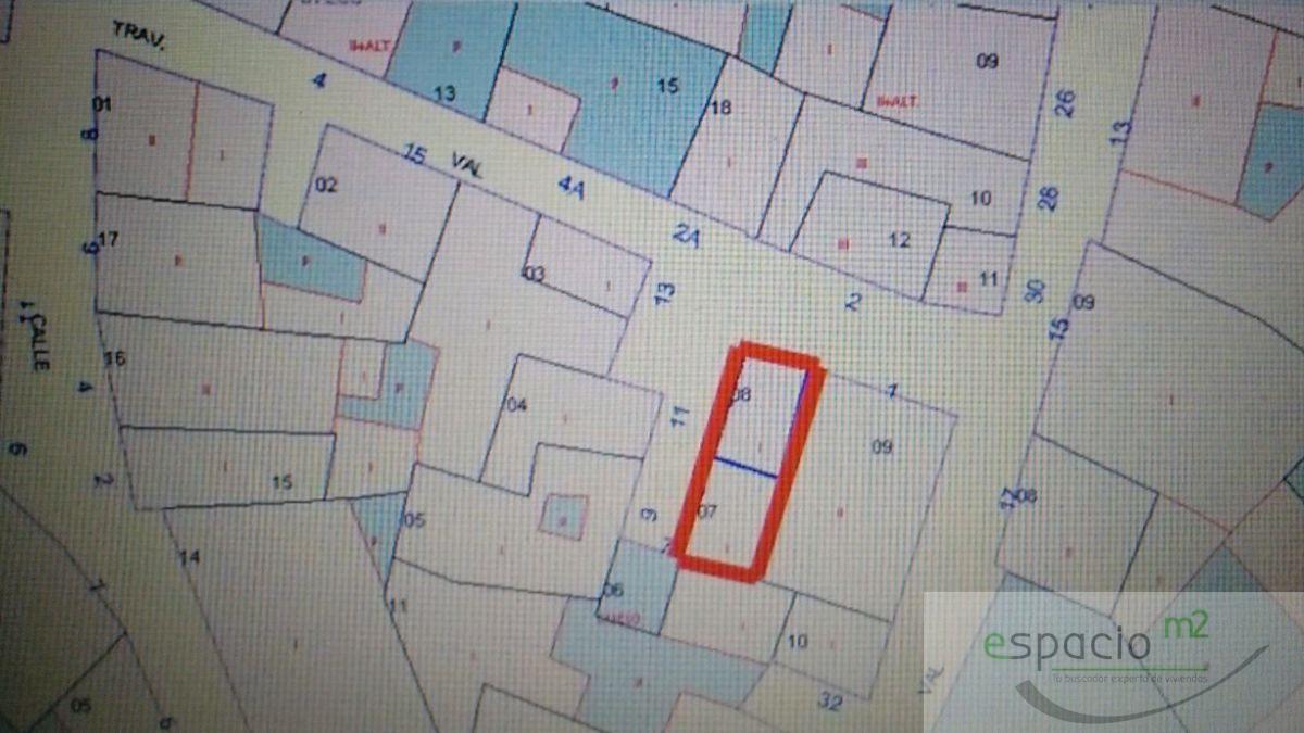 For sale of land in Villamayor de los Montes