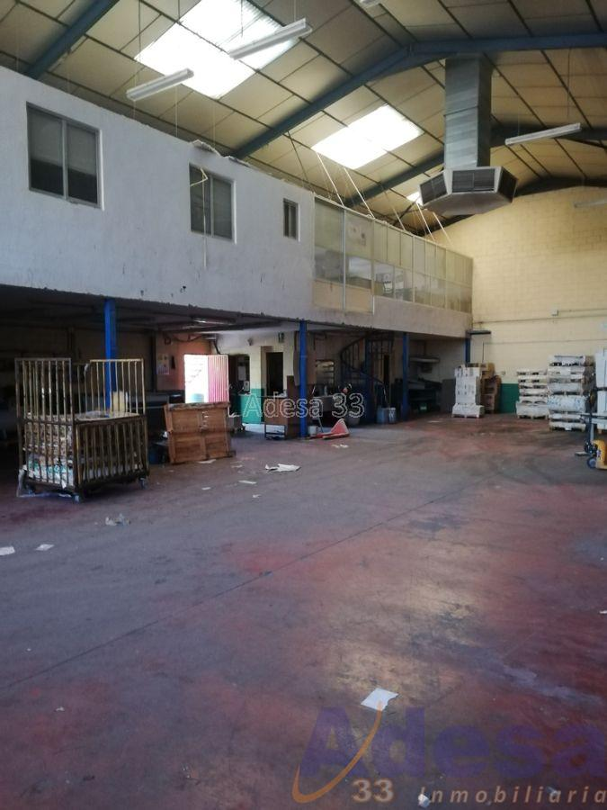 For sale of industrial plant/warehouse in Navalcarnero
