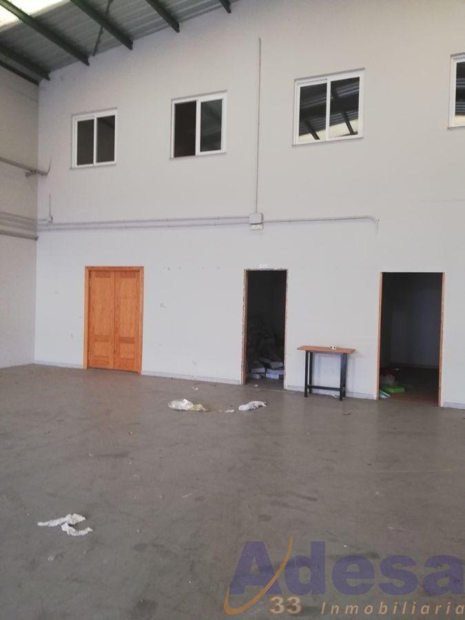 For rent of industrial plant/warehouse in Navalcarnero