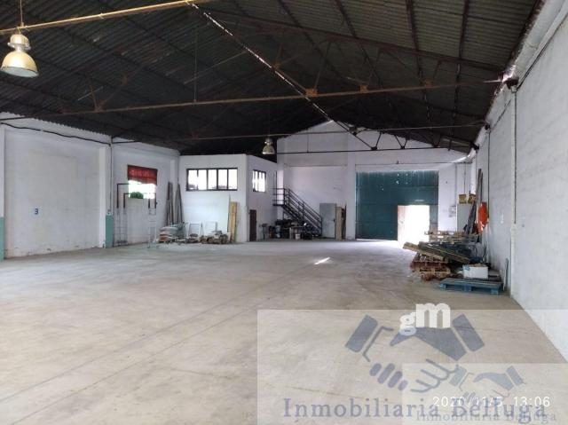 For rent of industrial plant/warehouse in Alcantarilla