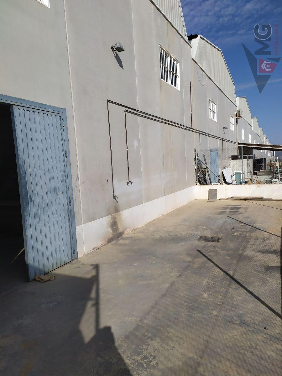 For sale of industrial plant/warehouse in Lorca