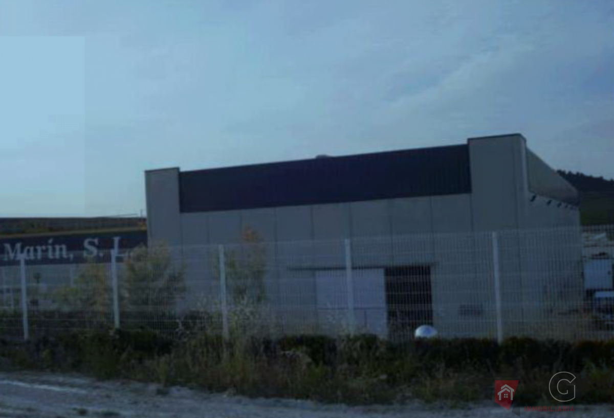 For sale of industrial plant/warehouse in Cehegín