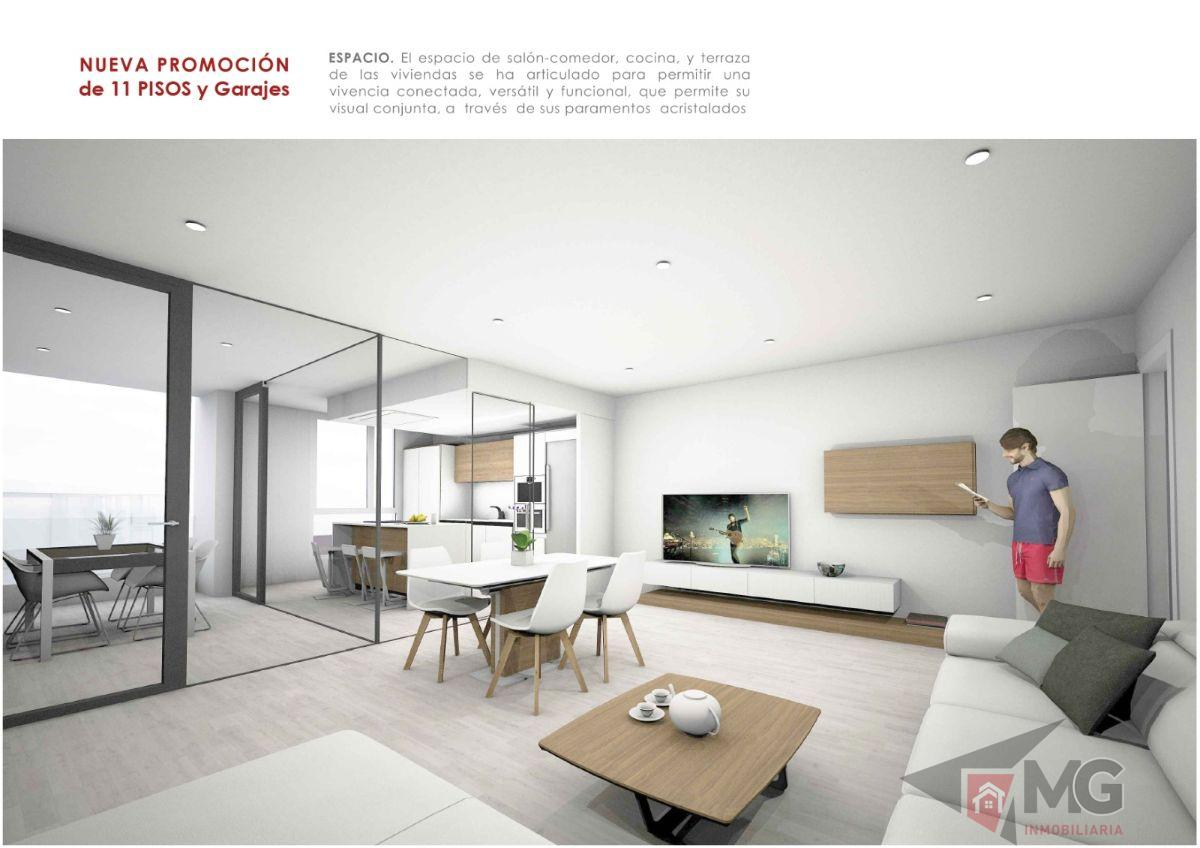 For sale of flat in Huércal-Overa