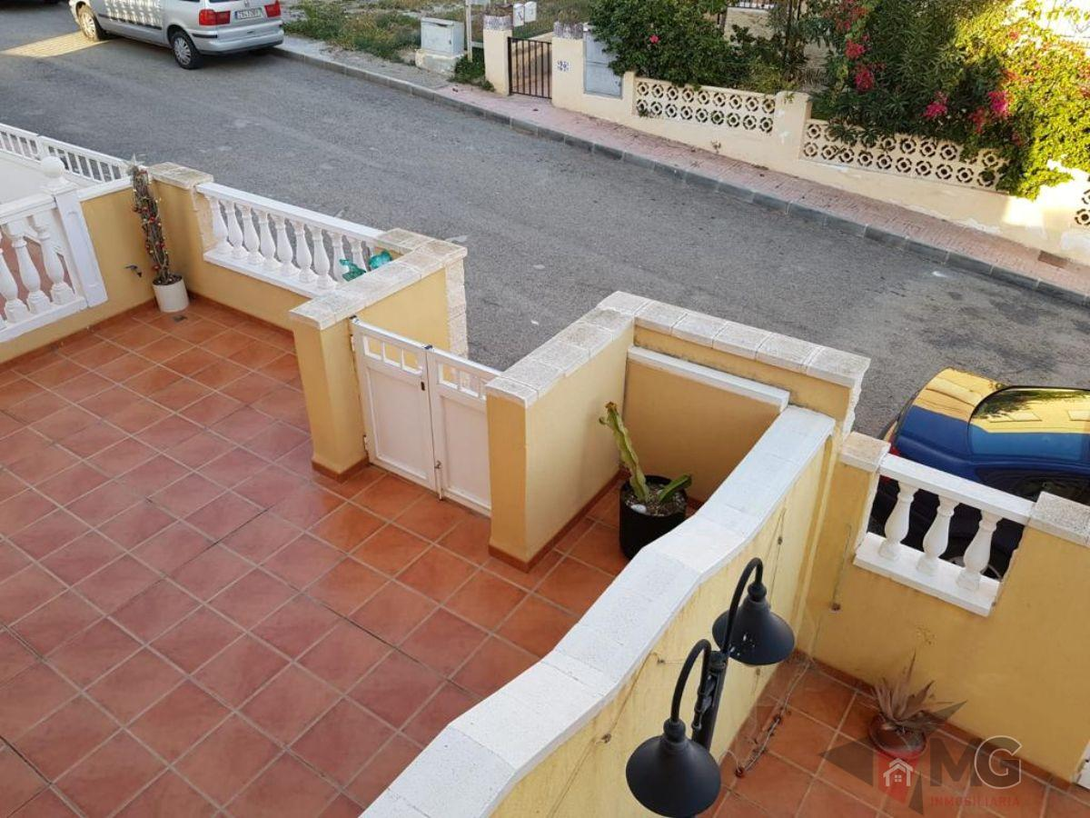 For rent of duplex in Águilas