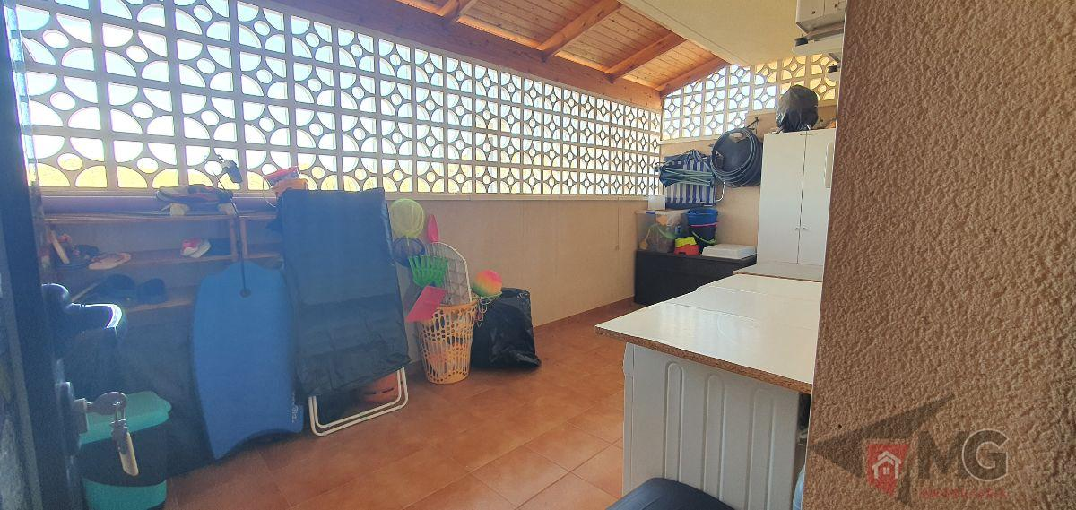 For rent of apartment in Águilas