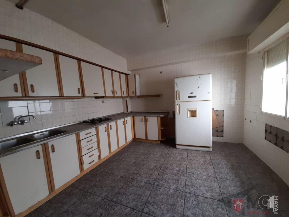 For sale of flat in Águilas