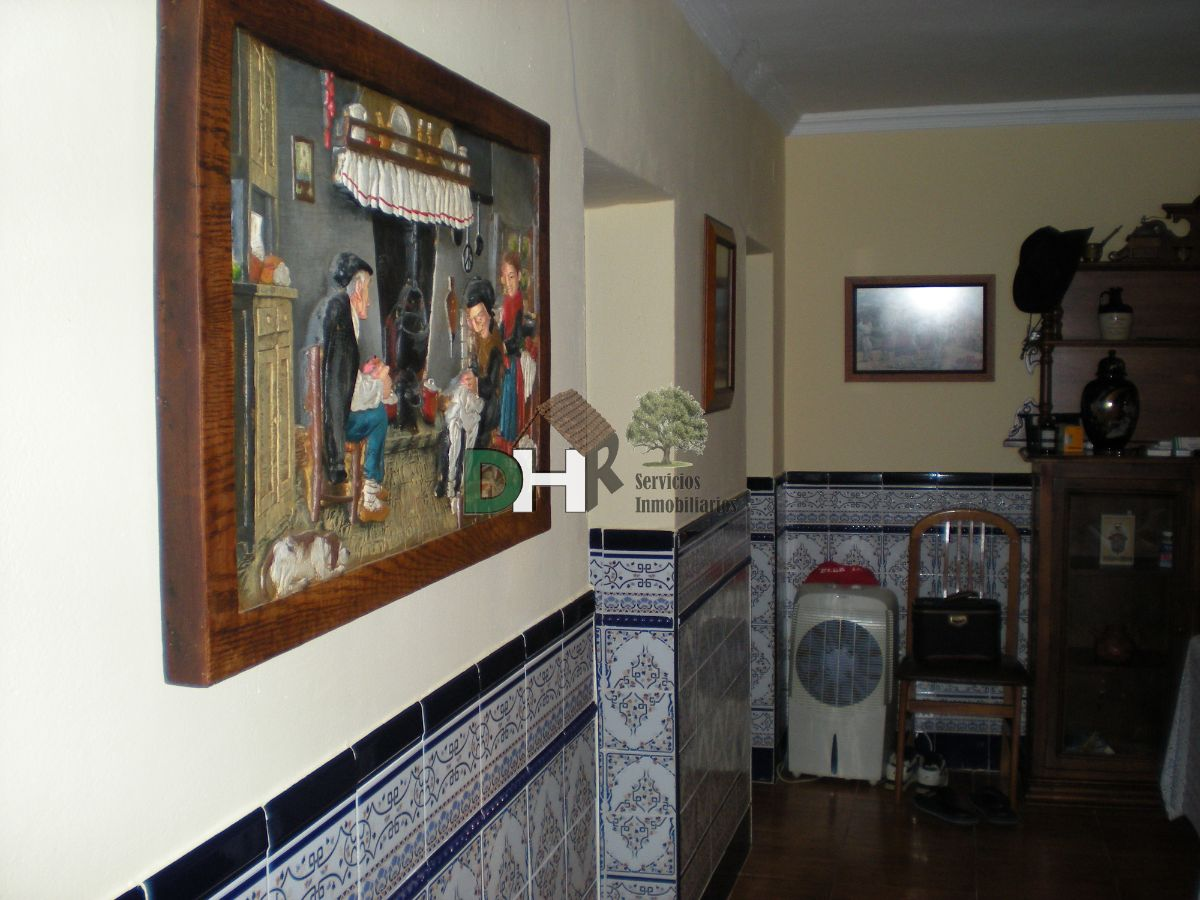 For sale of house in Brozas