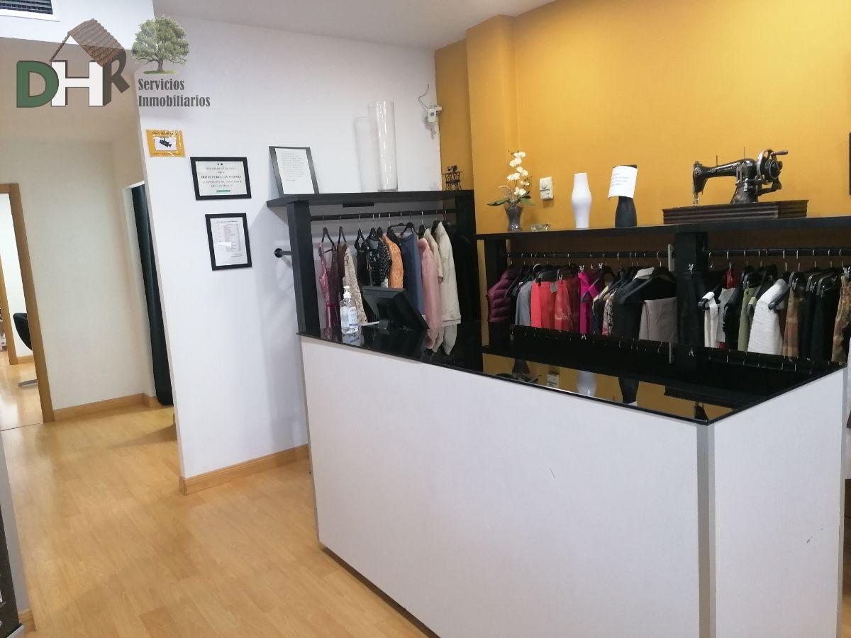 Venta de local comercial en Cáceres