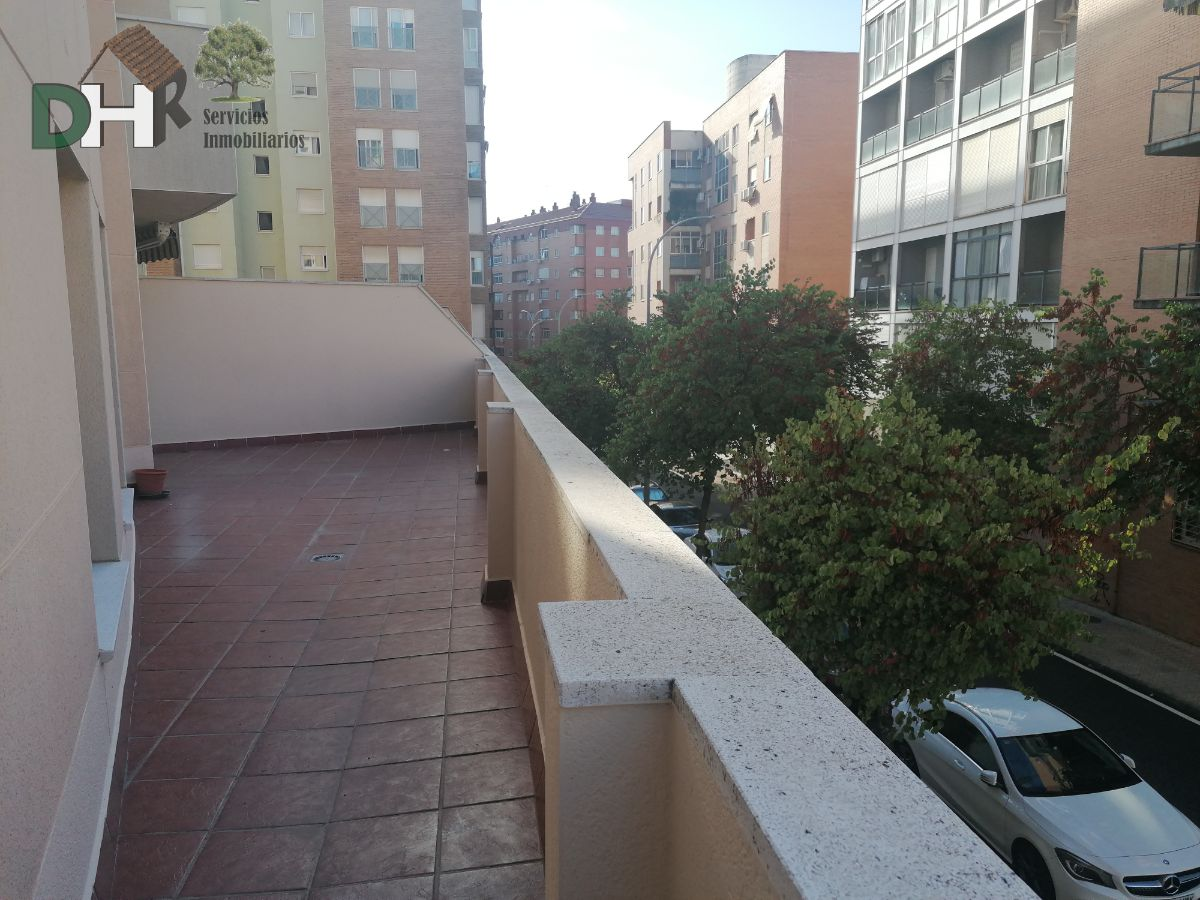 For rent of flat in Cáceres