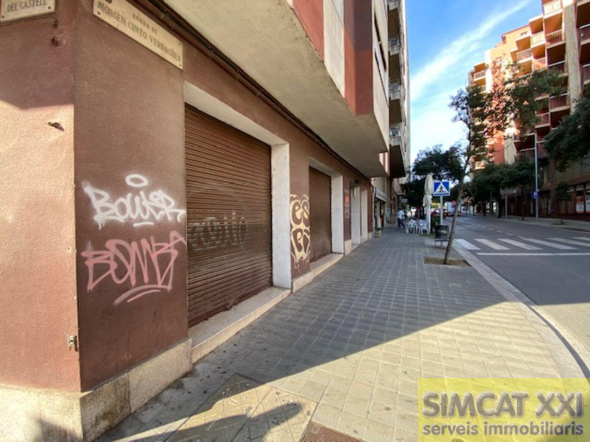 De location de local commercial dans Figueres