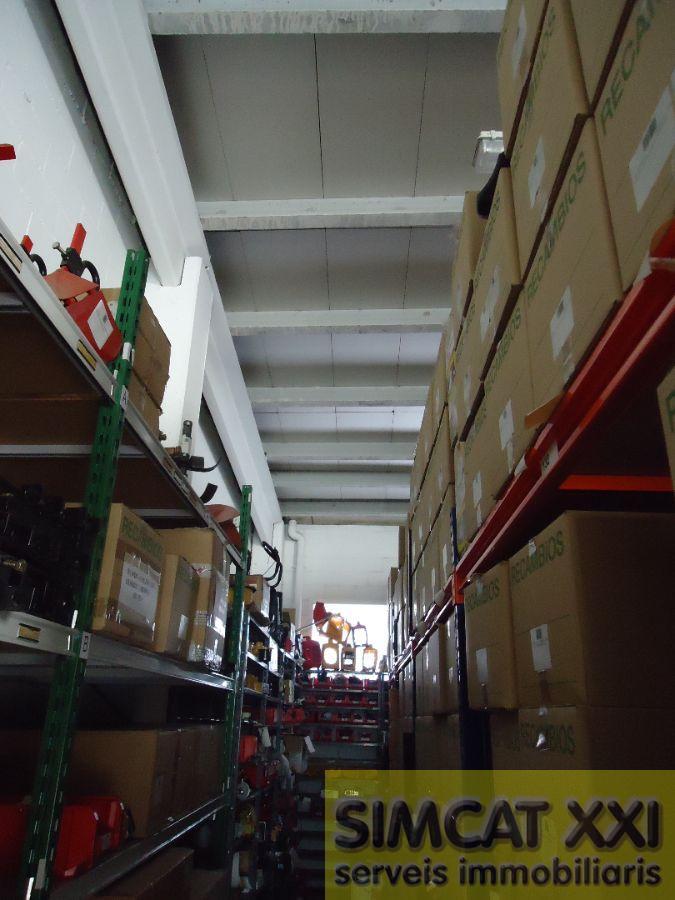 Venta de nave industrial en Vilafant