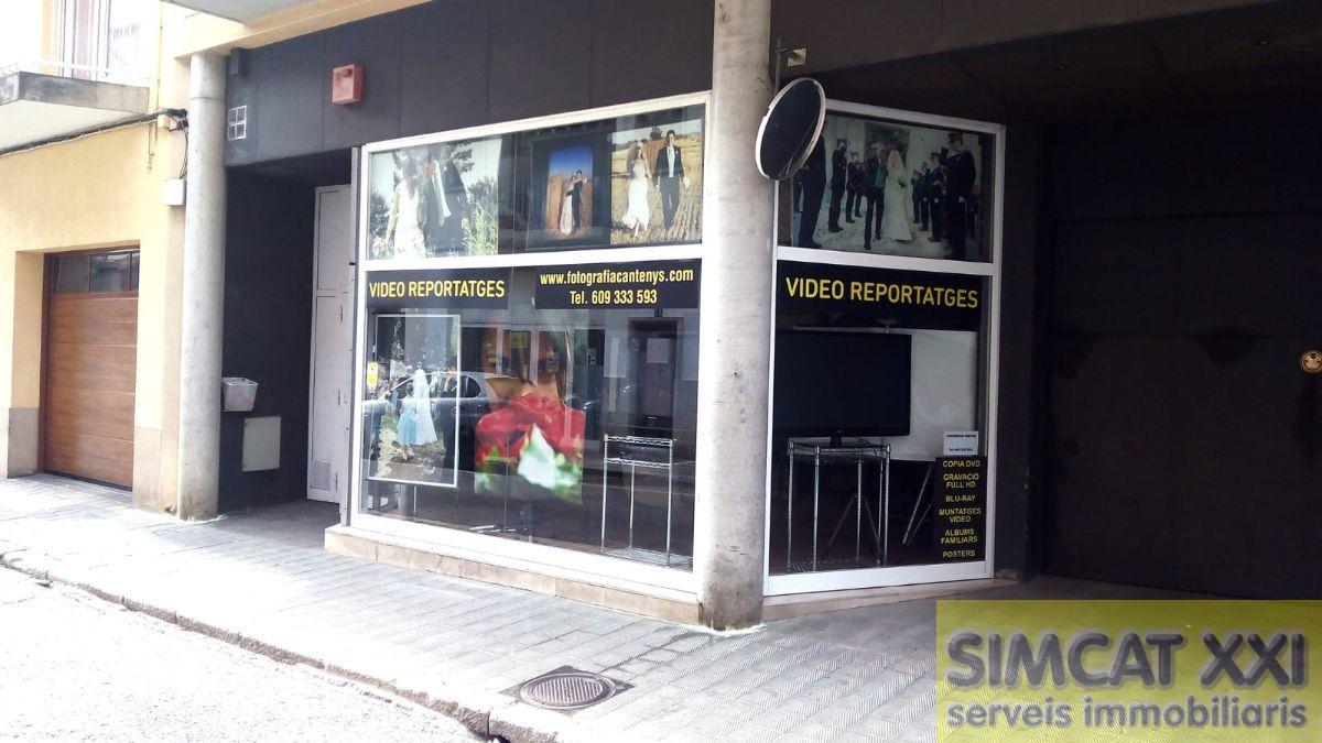 Vente de local commercial dans Figueres
