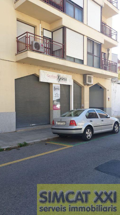 Alquiler de local comercial en Figueres