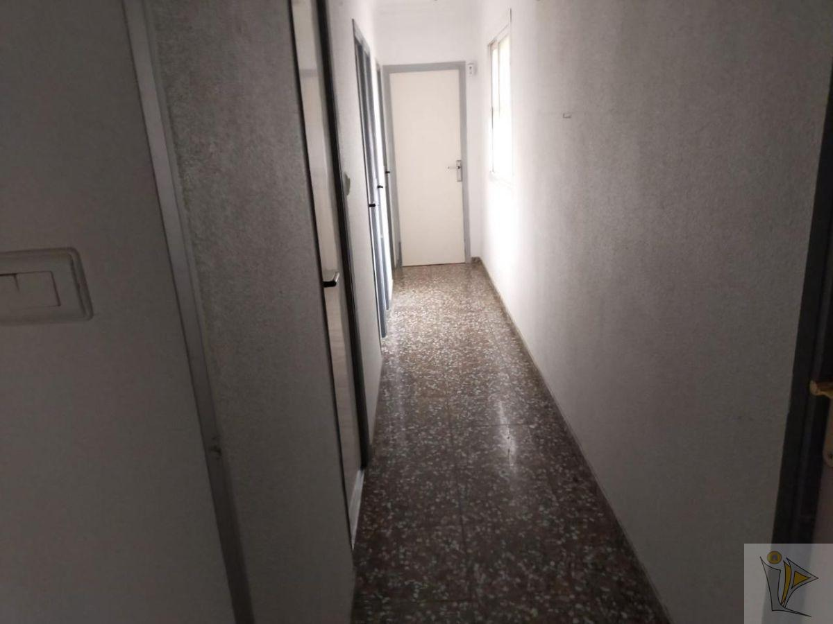 For sale of flat in Mula