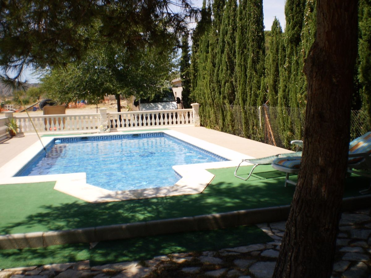 For sale of chalet in Hondón de las Nieves