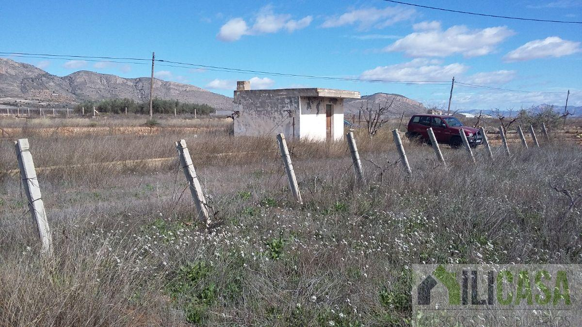 Venta de terreno en Hondón de las Nieves