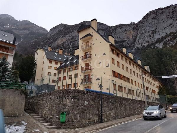 Apartamento en alquiler en CANFRANC ESTACIÓN, Canfranc