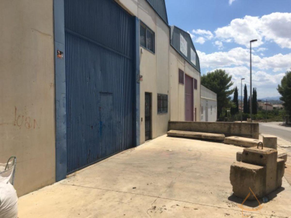Venta de nave industrial en Molina de Segura