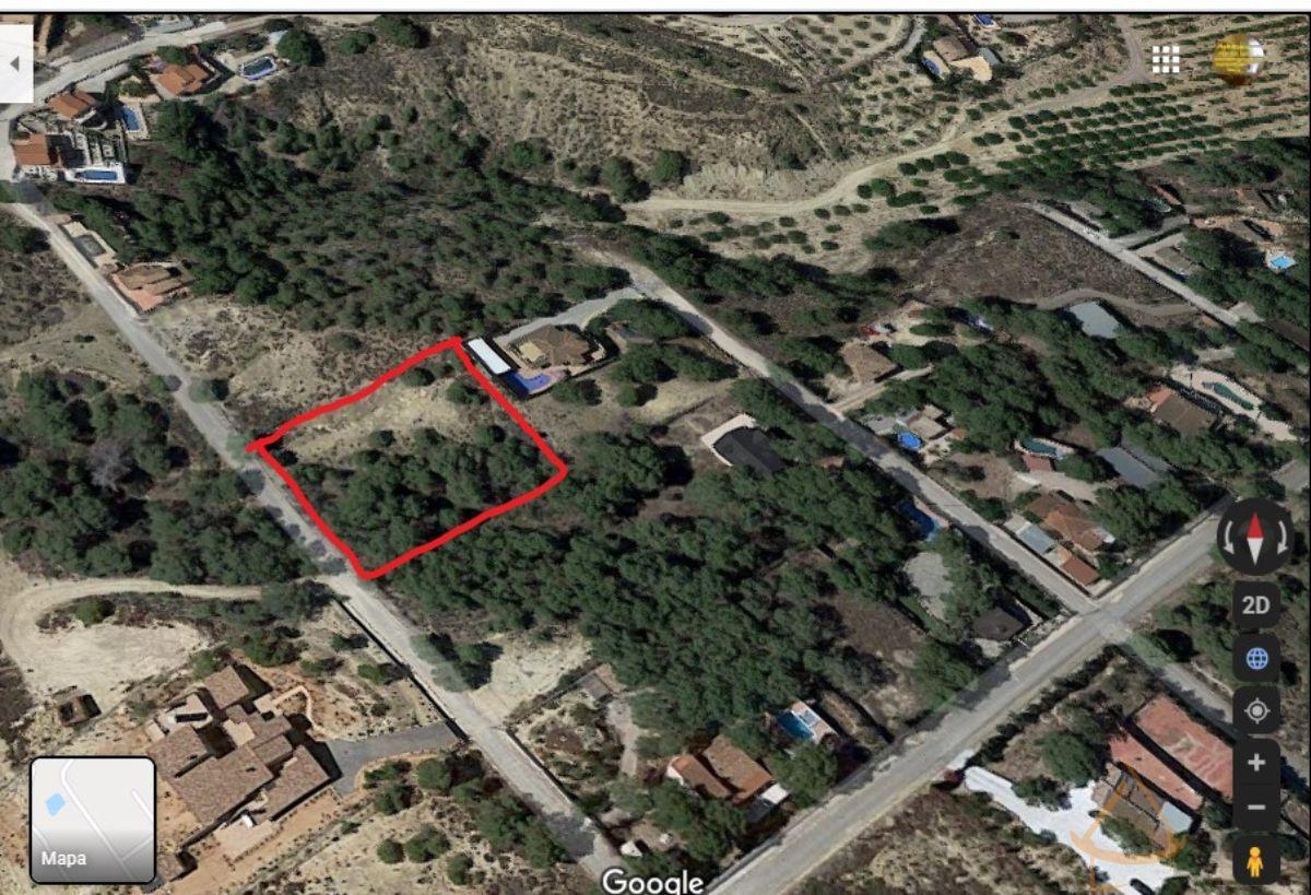 Venta de terreno en Murcia