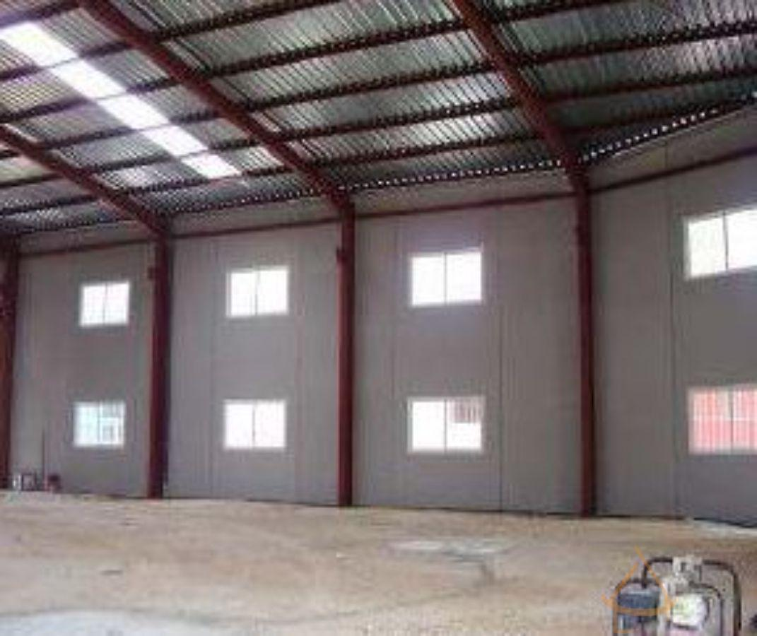 For sale of industrial plant/warehouse in Balsicas