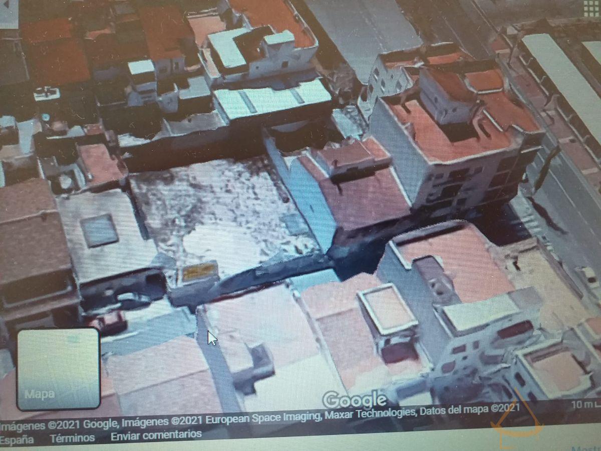 For sale of land in El Palmar