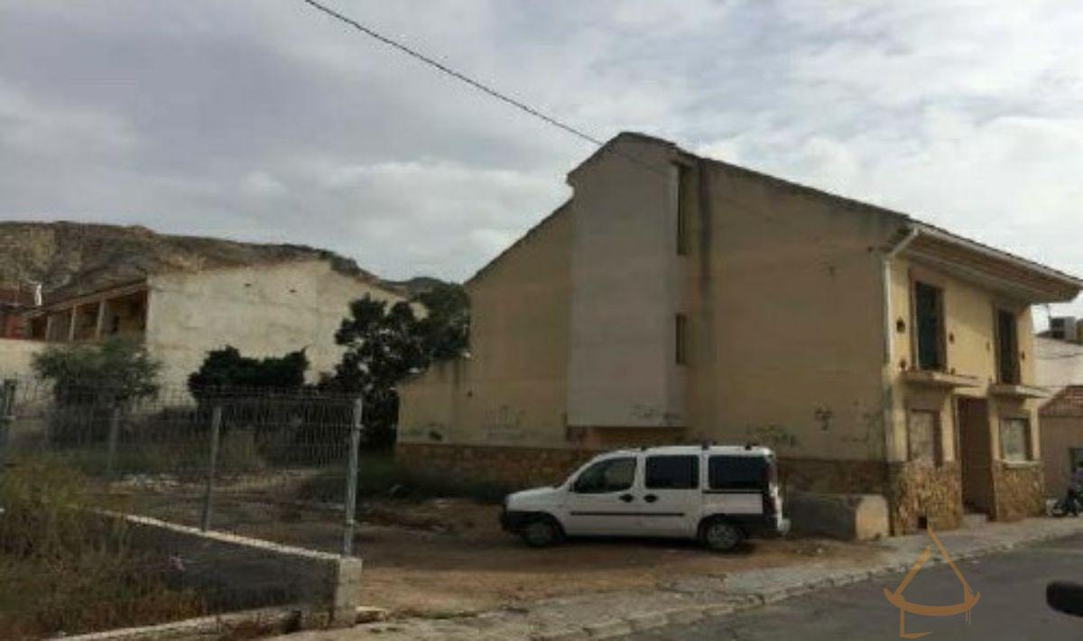 For sale of land in Los Ramos