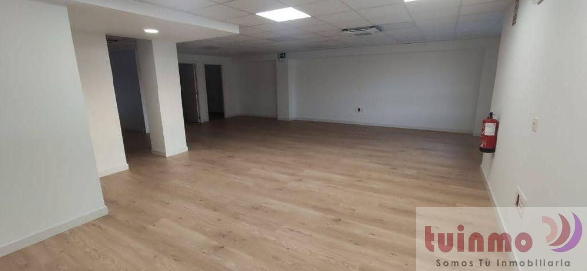 For rent of office in Pamplona