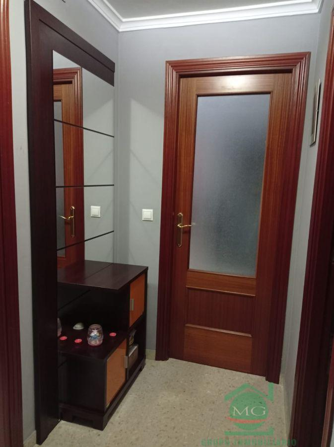 For sale of flat in San Roque